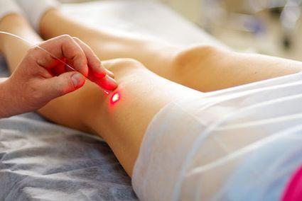 Лечение артроза лазером