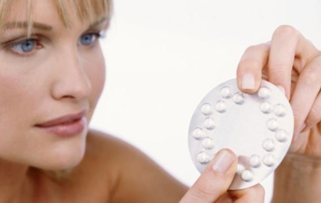 противозачаточные таблетки - причина развития остеопороза